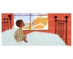 """Ezra Jack Keats """"A Snowy Day"""""""